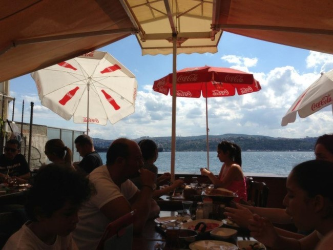 İstanbul'da Boğaz'da Kahvaltı Yapabileceğiniz Yerler Emek Cafe