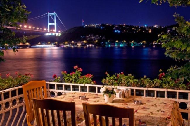 İstanbul'da Boğaz'da Kahvaltı Yapabileceğiniz Yerler Cafe Nar