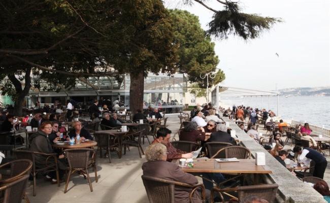 Saat Kule Cafe