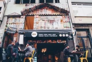 Kev, Snack Konseptli Yeni Şubesiyle Barlar Sokağı'nda!