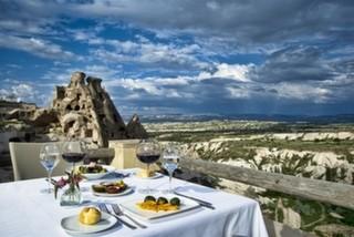 Yeni Yıla Argos Cappadocia'da Girmeye Ne Dersiniz?