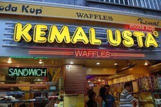 Kemal Usta Waffle