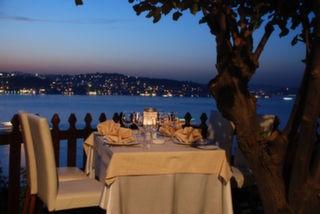 Paysage Restaurant, Kanlıca
