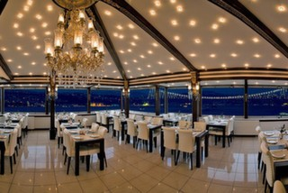 Padişah Restaurant, İpek Palas Hotel