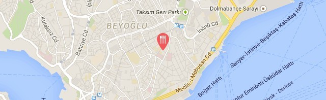 Halil Usta Kebap & Lahmacun, Taksim