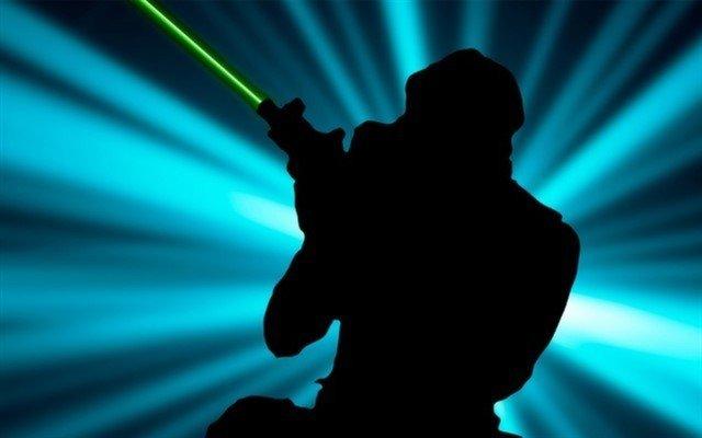 Airsoft Türkiye Etiler Arenası'nda Laser Tag Oyunu