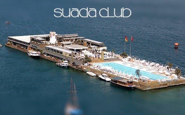 Suada Club, Boğazın Tam Ortasında Kahvaltı Keyfi!