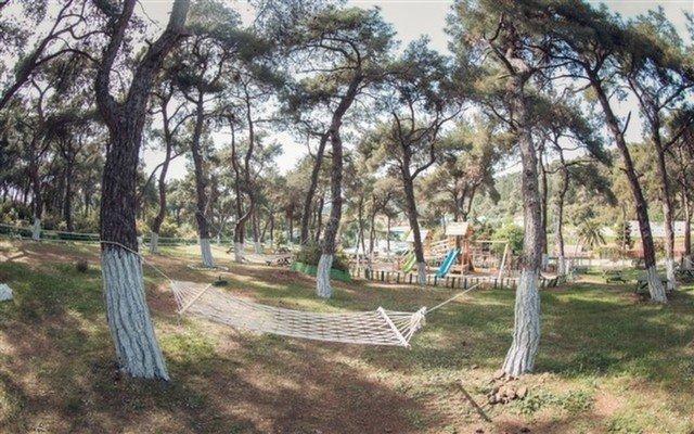Büyükada Yörükali Garden'da Doğa İle İç İçe Mangal Keyfi
