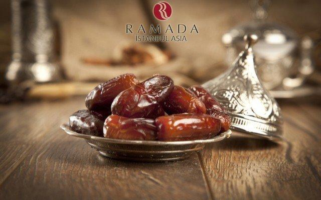 Ramada İstanbul Asia Hotel'de Ramazan Boyu Zengin İftar Menüsü