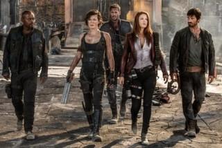 Resident Evil: Son Bölüm / Resident Evil: The Final Chapter